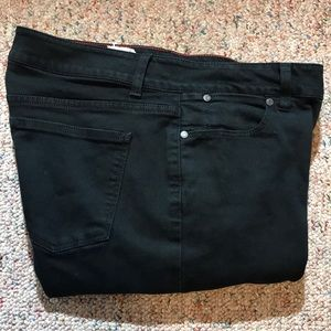 Black Heritage jeans from India.